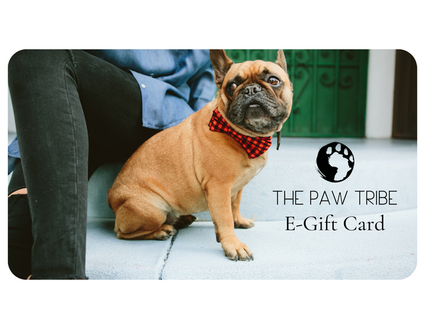 THE PAW TRIBE E-GIFT CARD