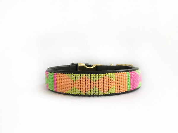80's NEON STYLE-RELEASE DOG COLLAR™