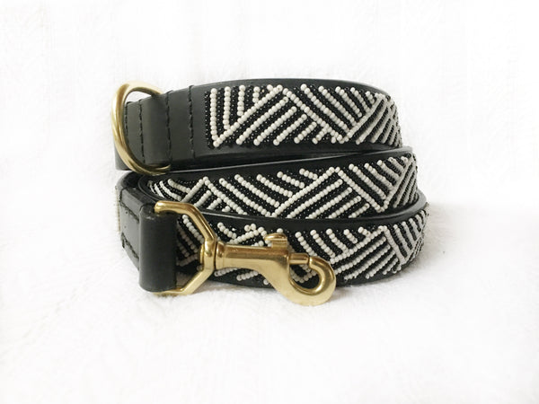 MANHATTAN COLLAR & LEASH SET
