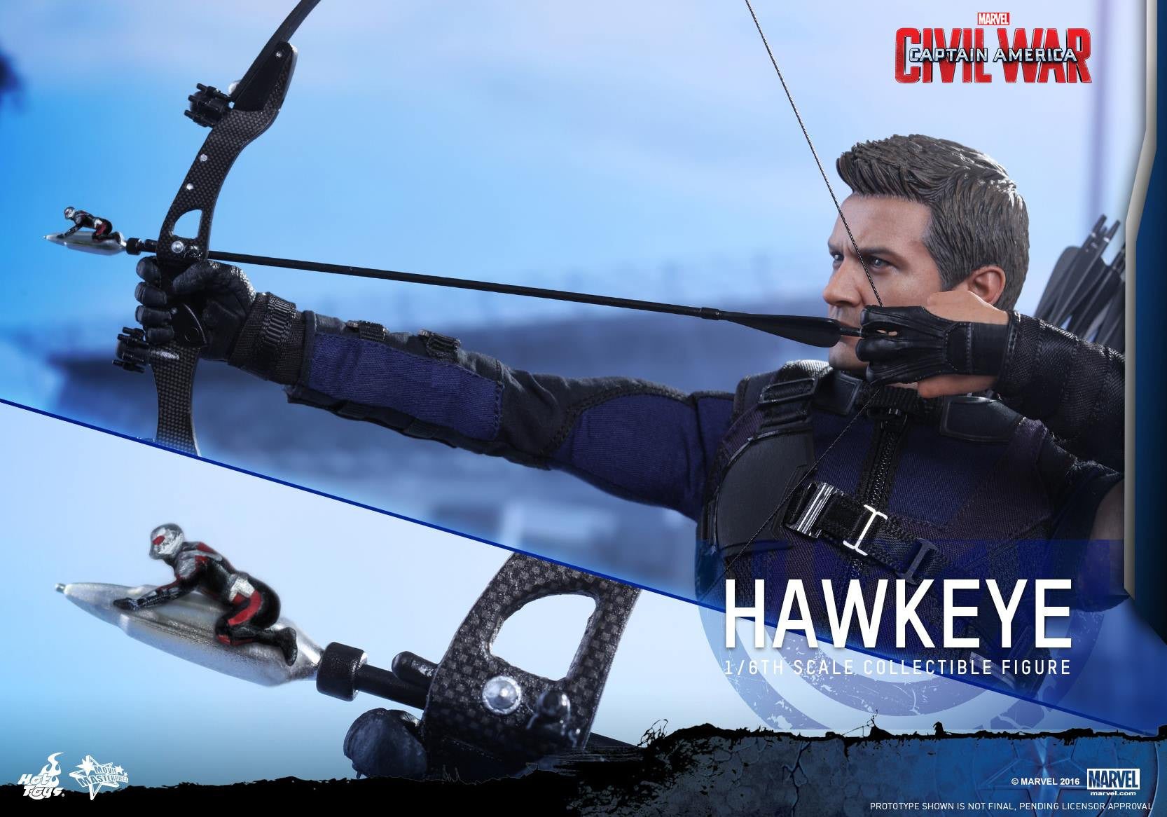 Hawkeye Civil War