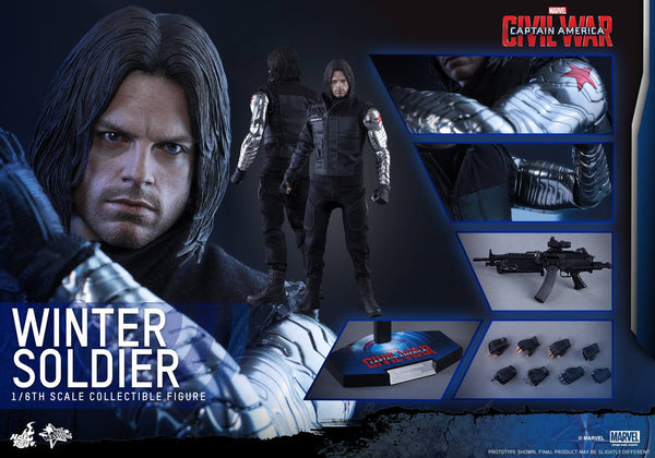 Winter Soldier Civil War