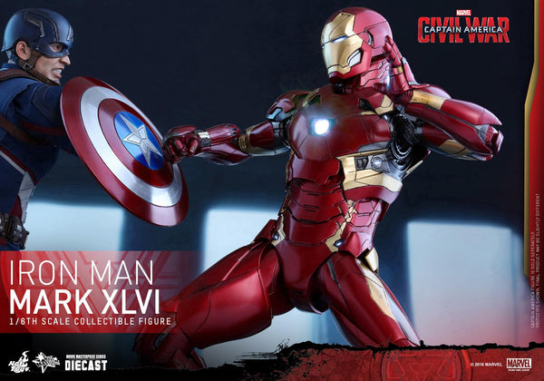 Iron Man Mark XLVI