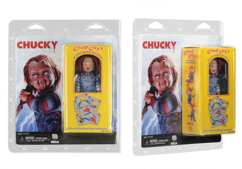 "NECA CHILDS PLAY 8"" CLOTHED FIGURE CHUCKY"