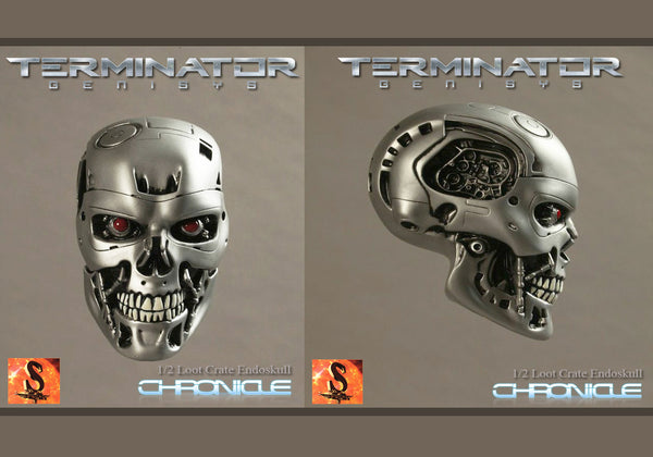 Chronicle Collectibles Terminator Endoskull EXCLUSIVE