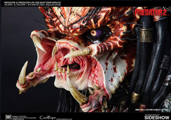 Sideshow Collectibles Predator 2 - 1.1 Bust