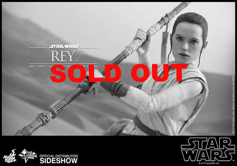 Hot Toys Rey MMS337 Star Wars TFA
