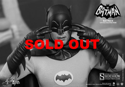 Hot Toys MMS218 - Batman 1966 Tv Series