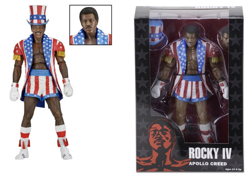 NECA Rocky 40th Anniversary Figure Series 2 - Apollo Creed