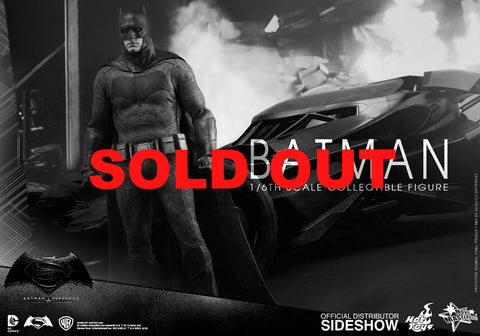 Hot Toys Batman - Batman Vs Superman