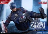 Hot toys Captain America (Battling Version)