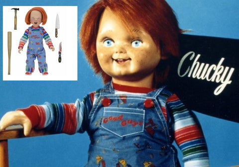 NECA CHILDS PLAY 8