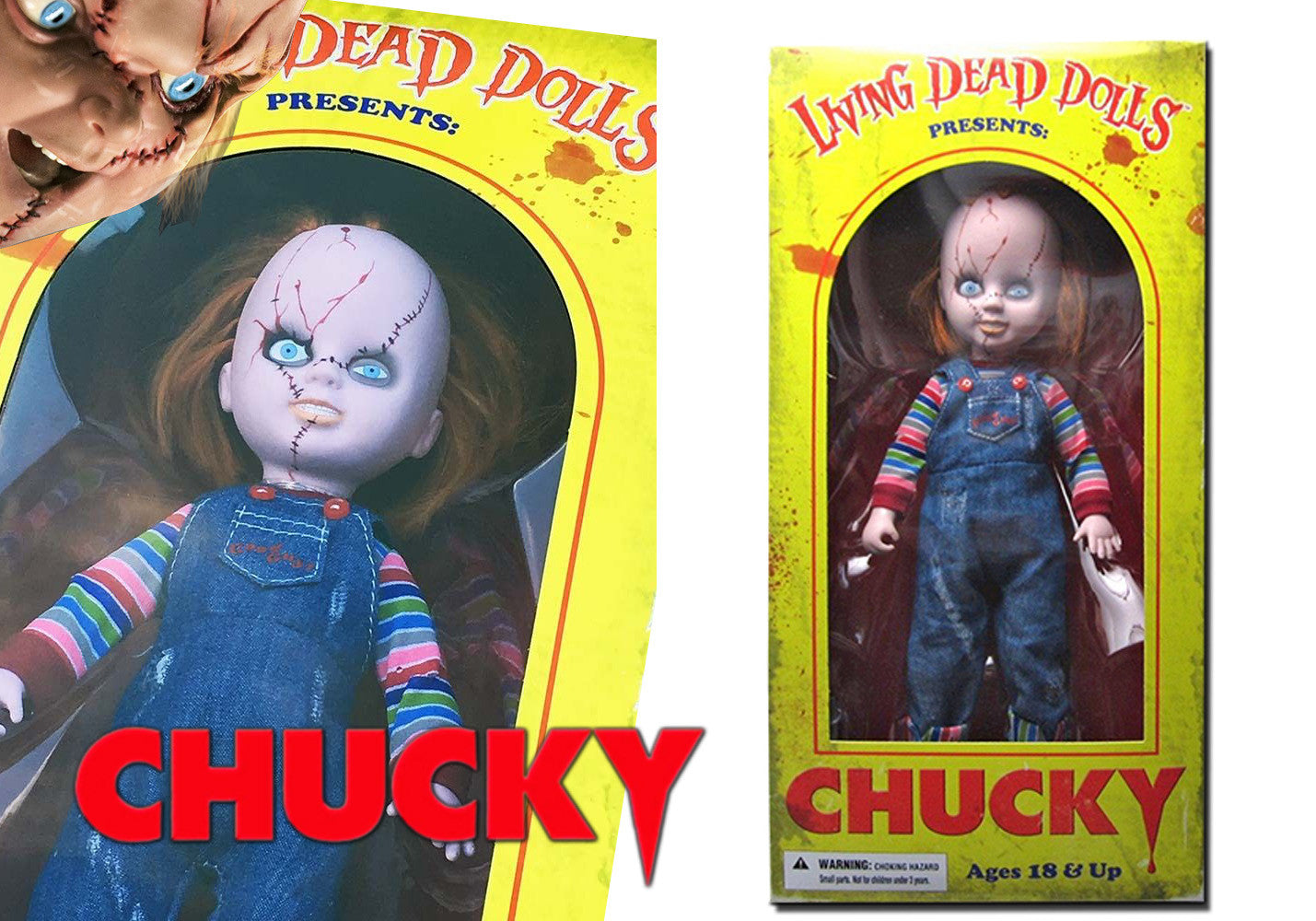 Mezco Chucky Childs Play