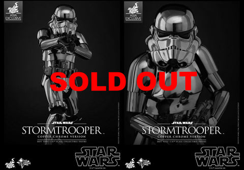 Hot toys Copper Exclusive StormTrooper