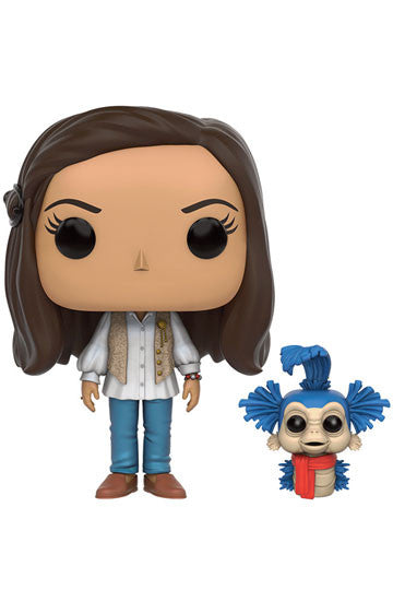 Funko POP LABYRINTH - Sarah & Worm VINYL FIGURE #363