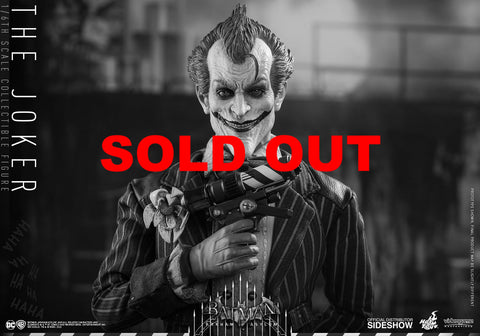 THIS IS A PRE-ORDER - SOLD OUT The Joker Sixth Scale Collectible Figure... click for more information