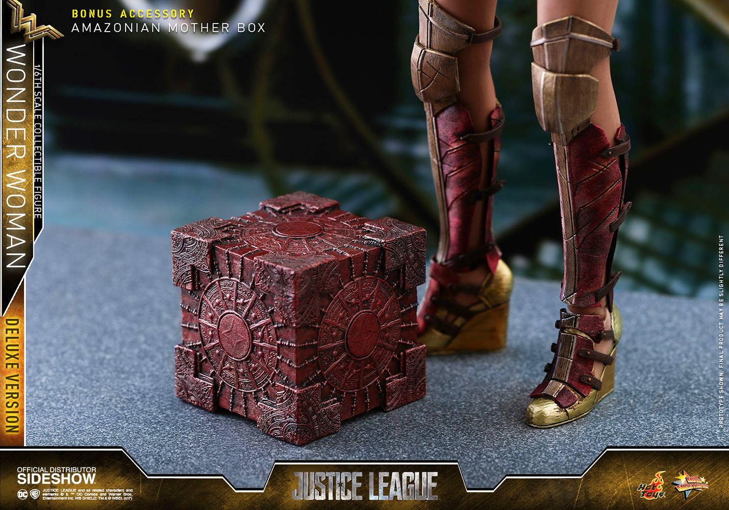 Hot toys Wonder Woman (Deluxe Version)