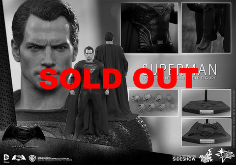 Hot toys Superman BVS