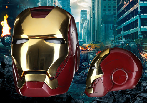 EFX 1/1 Iron Man Mark VII Helmet Prop