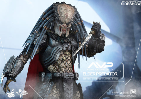 Hot Toys MMS325 - Elder Predator AVP