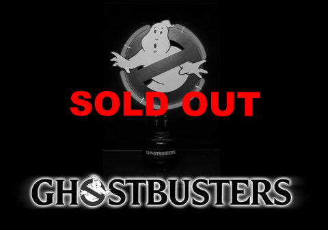 Ghostbusters Neon Light No Ghost Logo