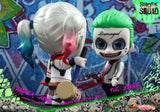 Hot Toys Cosbaby Suicide Squad Harley Quinn The Joker Set