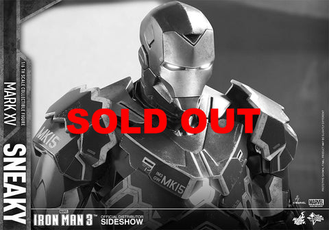 Hot toys Iron Man Mark XV – Sneaky