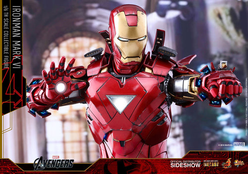 Hot Toys Iron Man Mark VI EXCLUSIVE