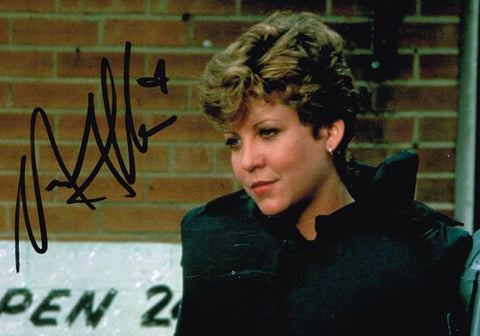 Nancy Allen Signed Photo Robocop