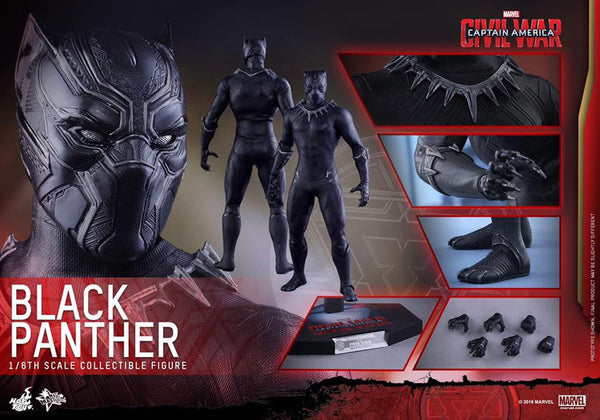 Hot Toys MMS363 - BLACK PANTHER