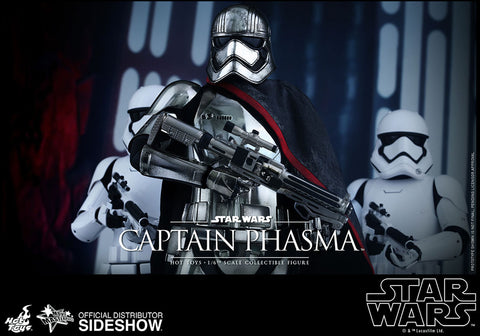 Hot toys MMS328 Captain Phasma