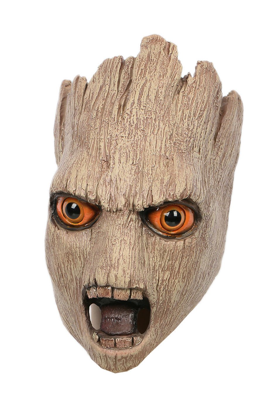 Groot Mask Latex Guardians of the Galaxy Vol.2 Cosplay Costume  Adult