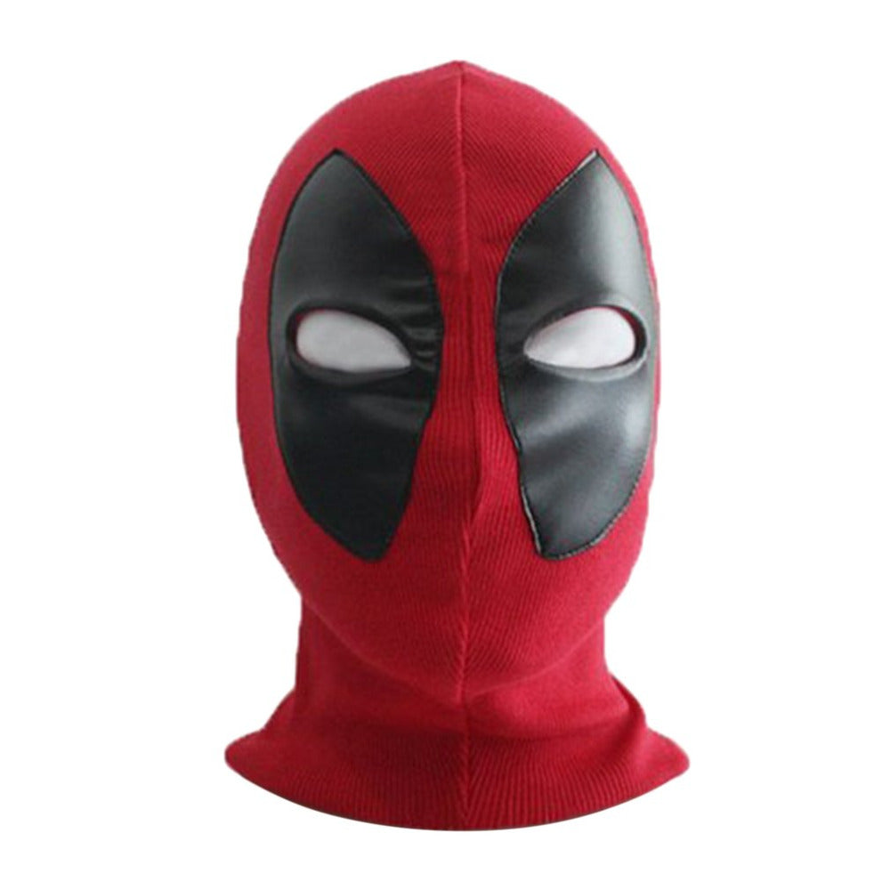 Halloween Props Deadpool Mask Cosplay Costume Full Face Masks – TOYHQ