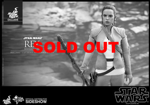 Hot Toys Rey (Resistance Outfit) MMS377 - Star Wars TFA