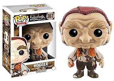 Funko POP LABYRINTH - HOGGLE VINYL FIGURE #367