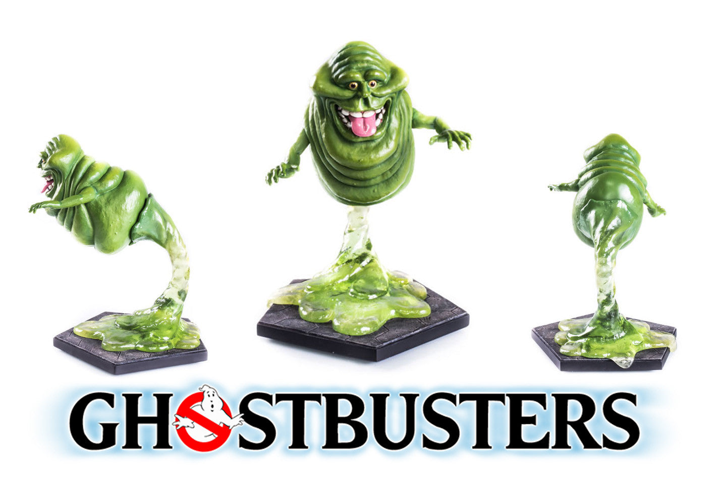 Ghostbusters Statue 1/10 Slimer