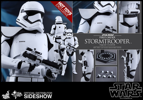 First Order Stormtrooper EXCLUSIVE