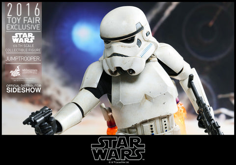 Hot Toys Toy Fair Exclusive Jumptrooper