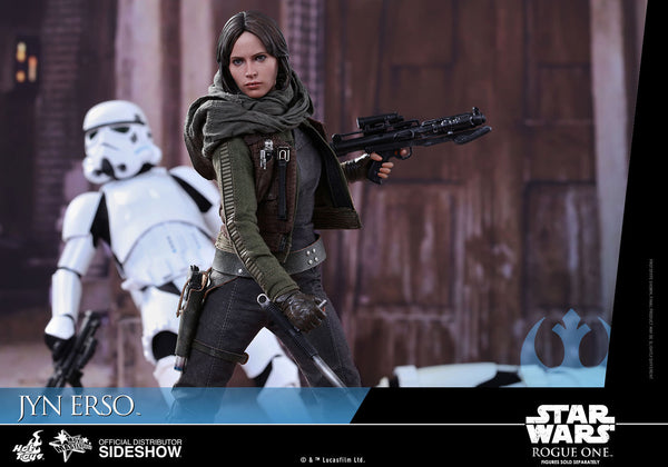 Hot toys Jyn Erso