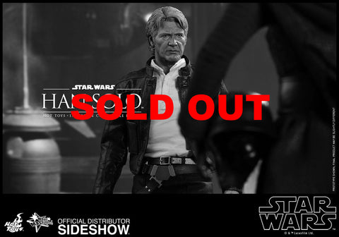 Hot toys Han Solo - Star Wars - The Force Awakens