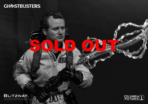 BLITZWAYTHIS IS A PRE-ORDER Blitzway BW-UMS10101 1/6th Scale Ghostbuster... click for more information