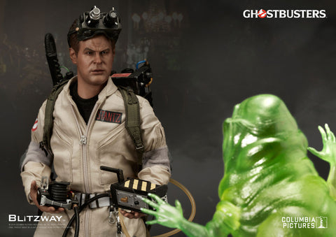 BLITZWAYTHIS IS A PRE-ORDER Blitzway BW-UMS10102 1/6th Scale Ghostbuster... click for more information