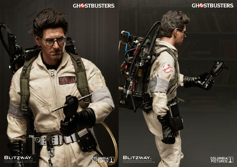 BLITZWAYTHIS IS A PRE-ORDER Blitzway BW-UMS10103 1/6th Scale Ghostbuster... click for more information