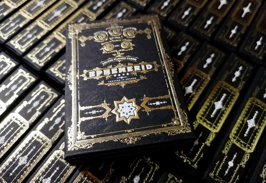 EPHEMERID playing cards update (february 6th)