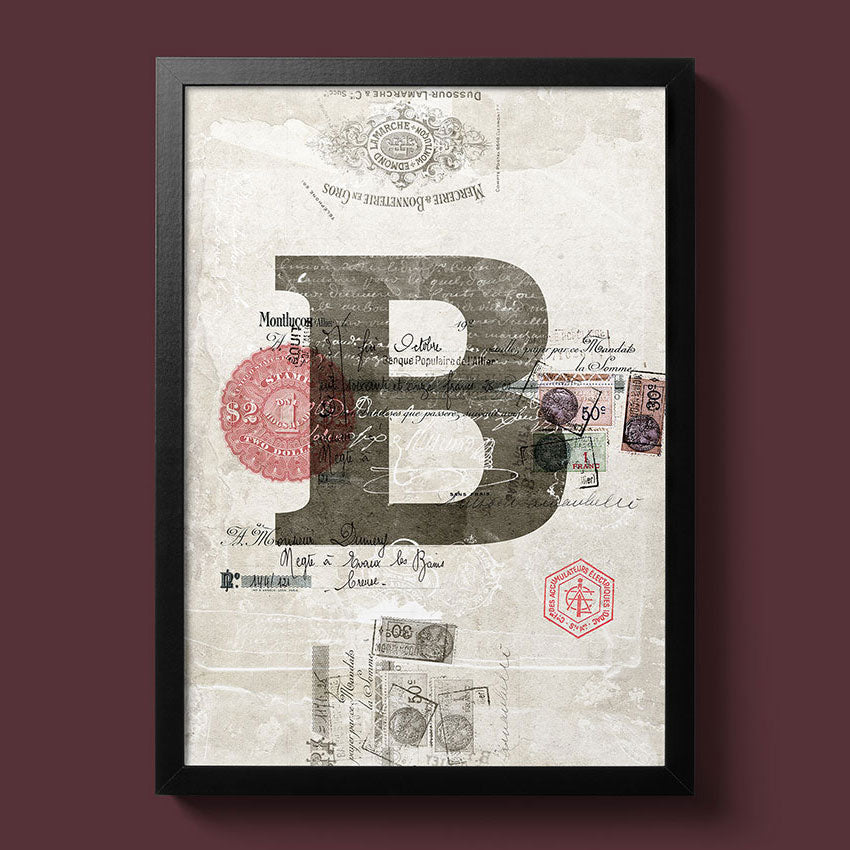 B - Poster - 30x40 - MR CUP