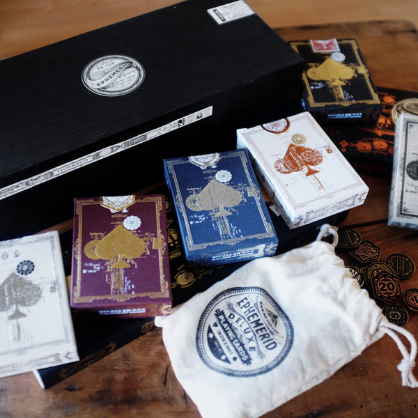 EPHEMERID - The Limited edition Wood Box set