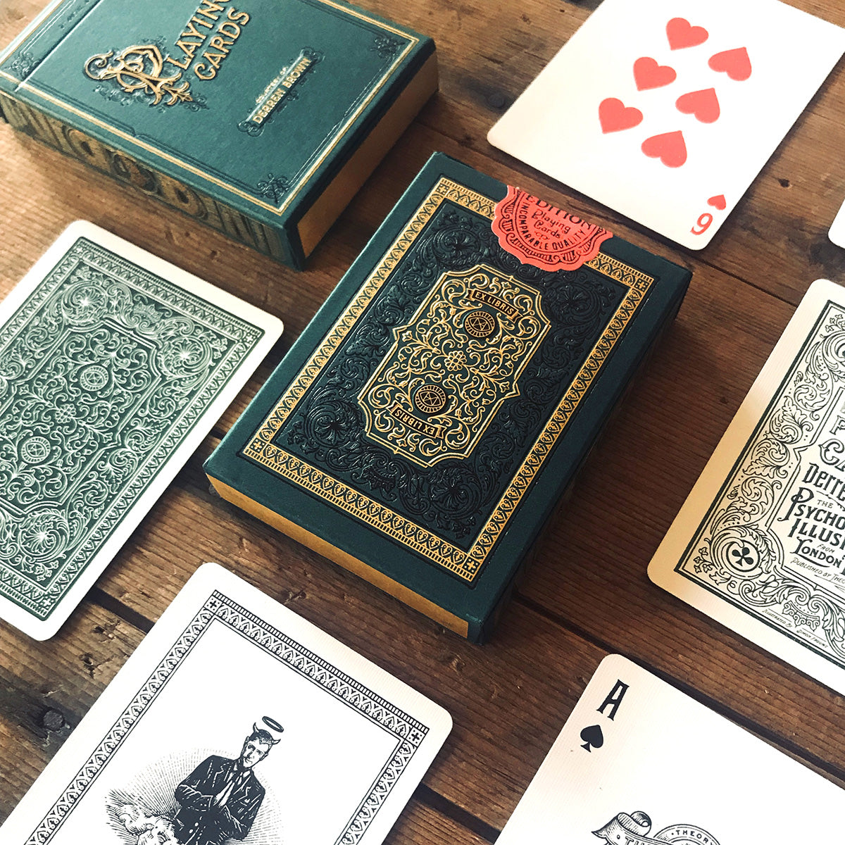 Derren Brown playing cards deck - MR CUP