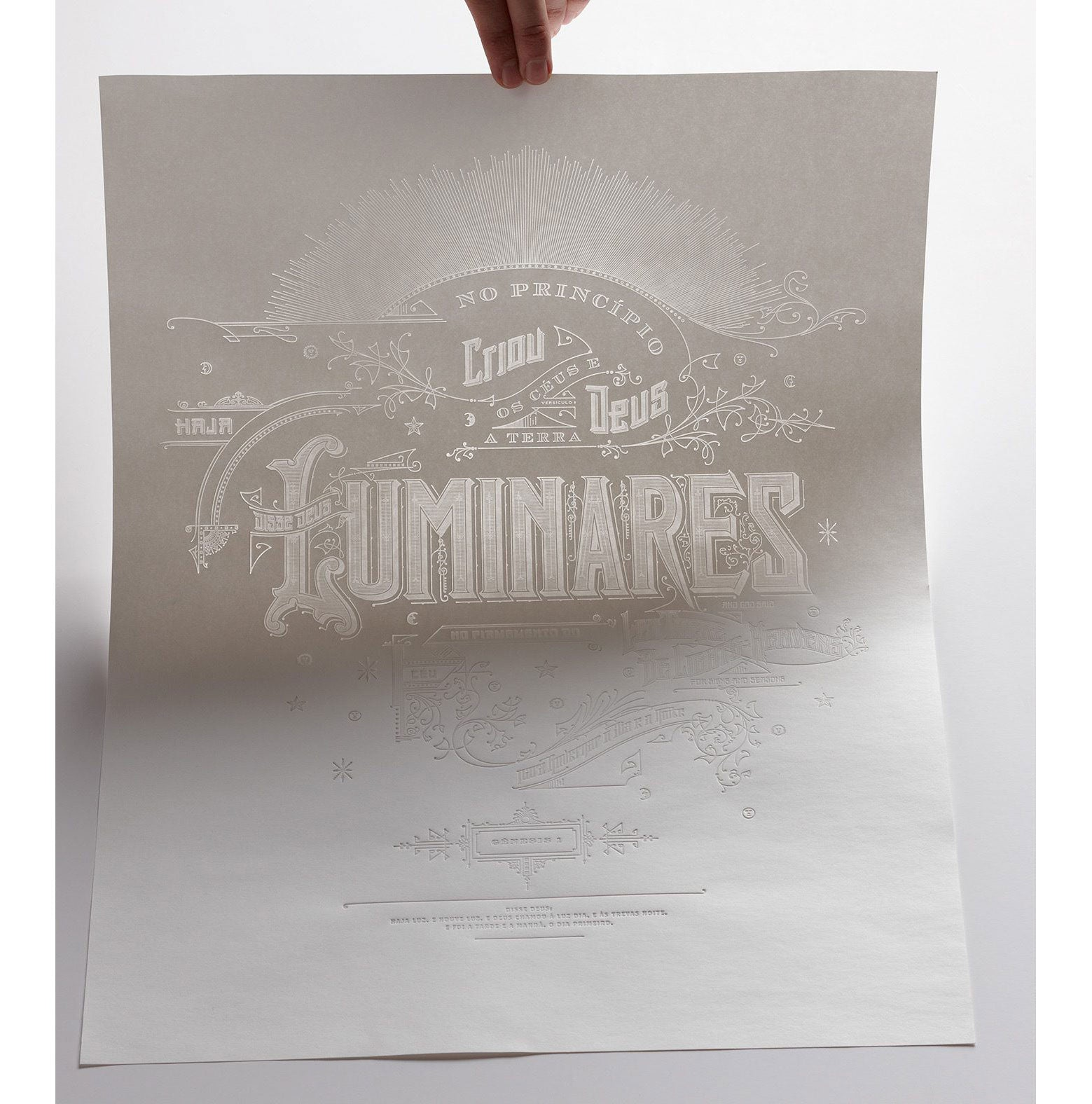 LUMINARES POSTER by Kevin Cantrell - MR CUP