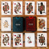 STAR WARS - LIGHT &  DARK SIDES - 2 Playing Cards Decks - MR CUP