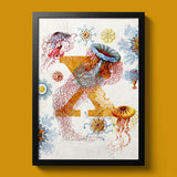X - Poster - 30x40 - MR CUP