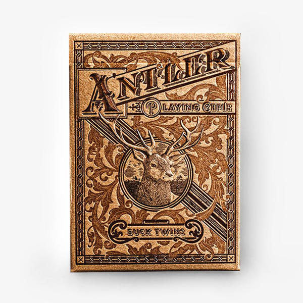 ANTLER playing cards deck - MR CUP